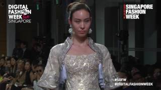 Guo Pei Spring/Summer Courtyard Collection | #DigitalFashionWeek 2016
