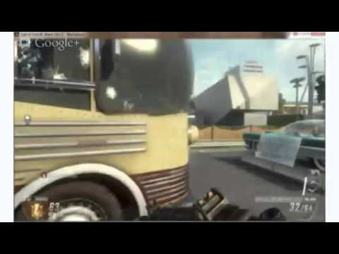 Call Of Duty Black Ops 2 Live stream (First Session)