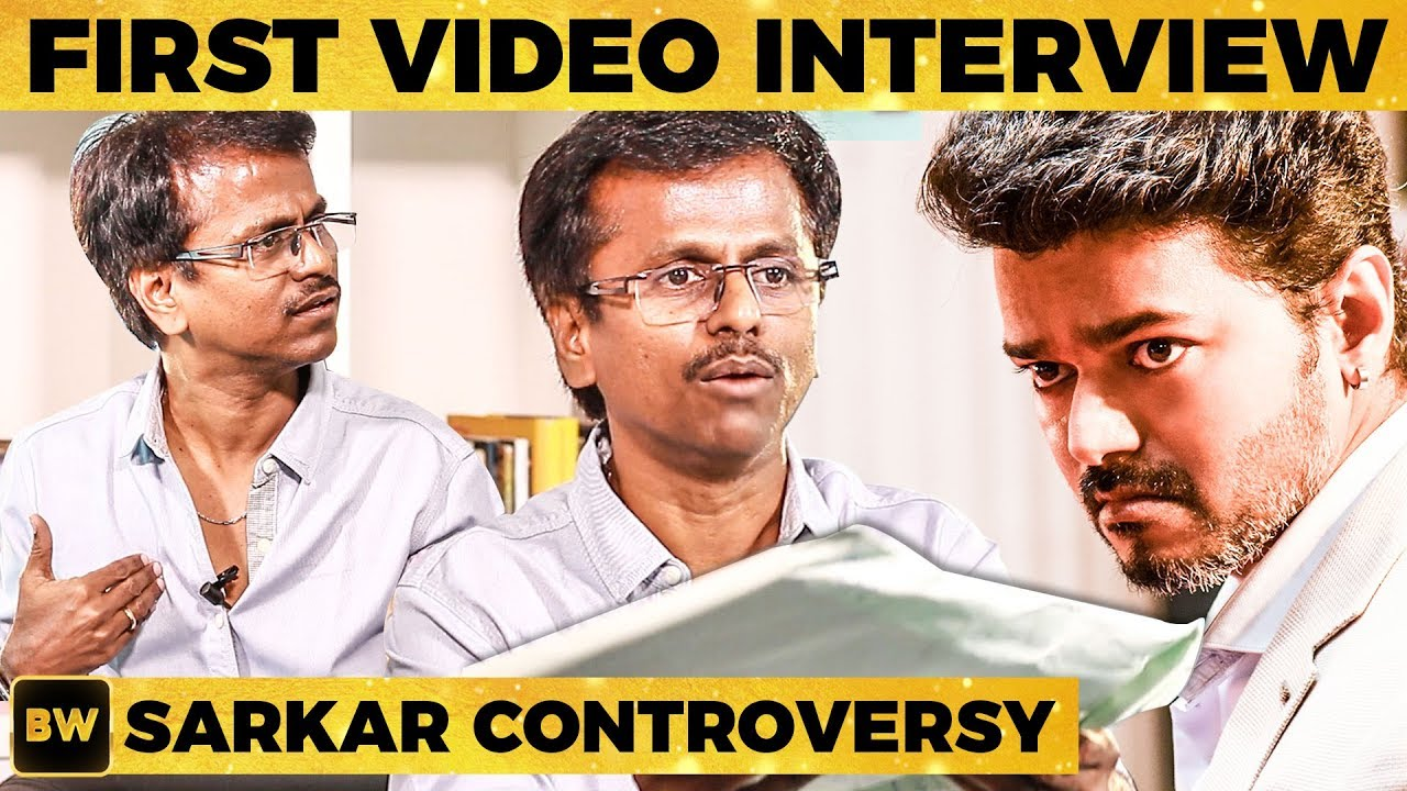 AR Murugadoss Hits Back with Proof - UNCUT Video Interview