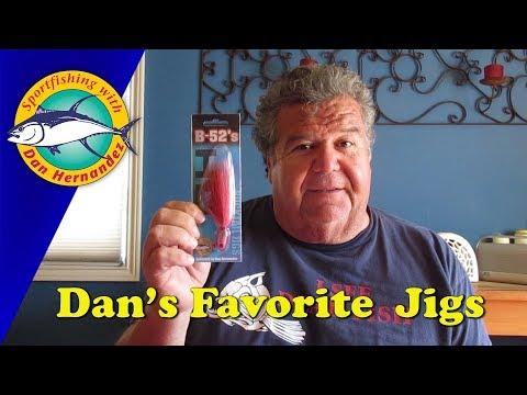 Dan's Favorite Jigs & Lures   SPORT FISHING