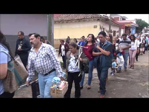 Peregrinacion Tinguindin Michoacan