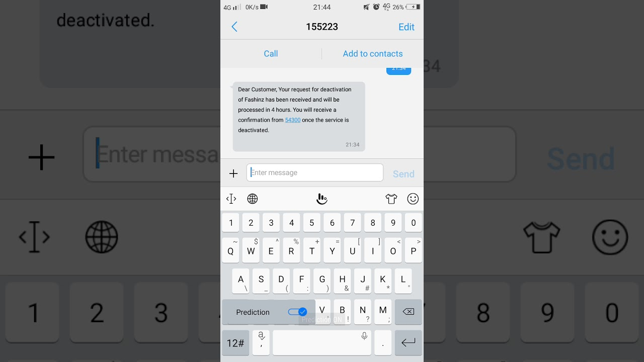 Vivo phone keyboard vibrate off or pridition setting