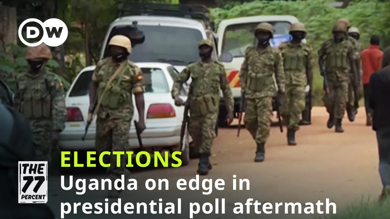 Uganda on edge in election aftermath