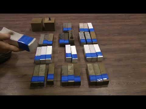 огнеупорный бетон  Различные марки связующих, свойства