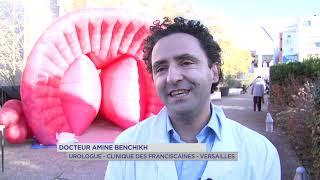 """Santé : """"Movember"""" sensibilise aux maladies masculines à Versailles"""