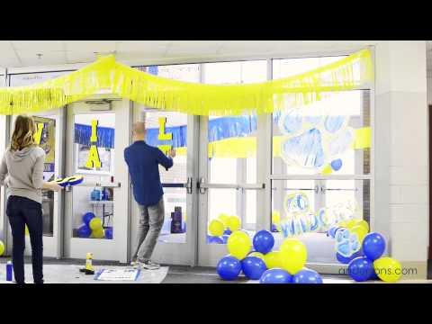Increase School Spirit! Decorating Ideas for Your School