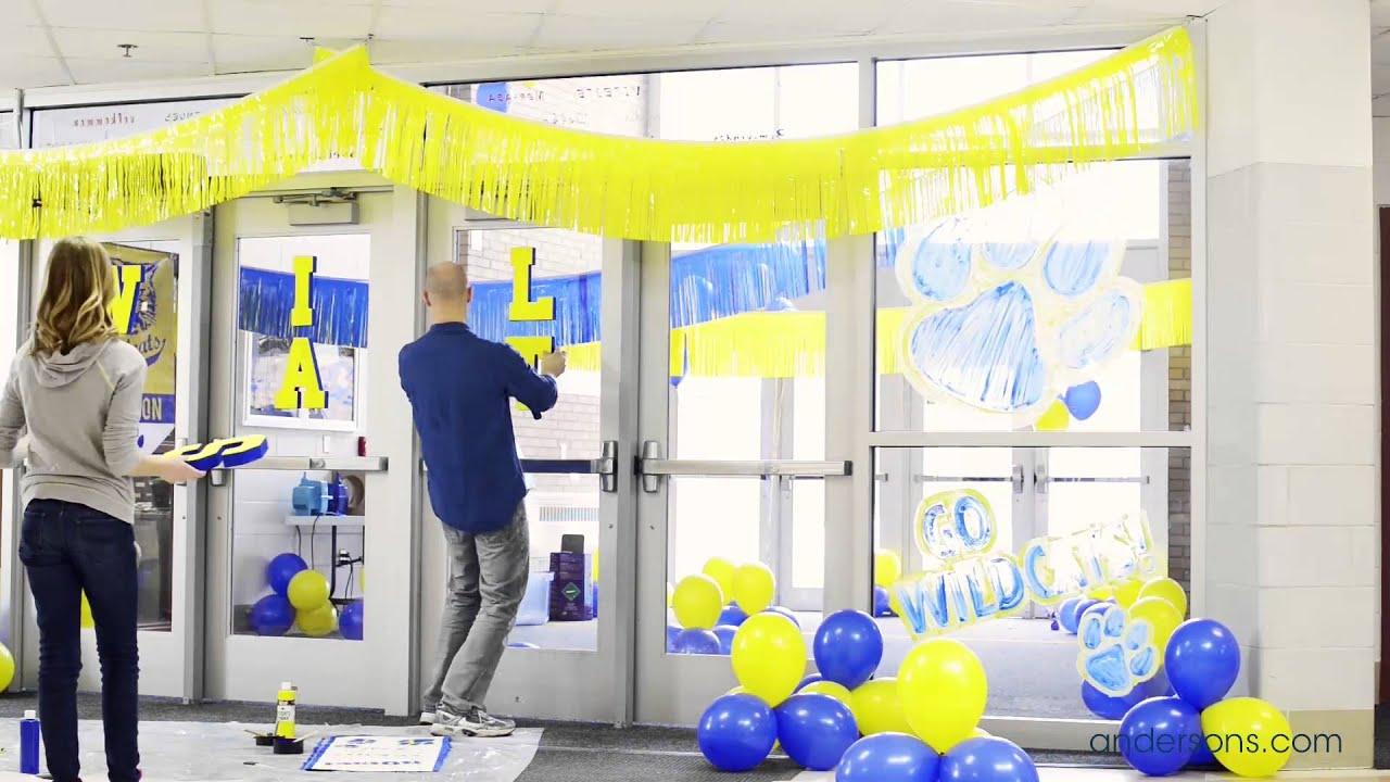 Art Classroom Door Decoration Ideas + Bulletin Board Ideas as well! (series of articles from school visits) bulletin-board-ideas Find this Pin and more on School Ideas by Sandie Janes.