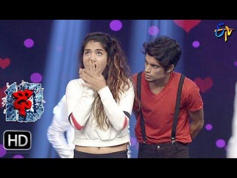 Pandu Performance   Dhee 10   18th October 2017  ETV Telugu