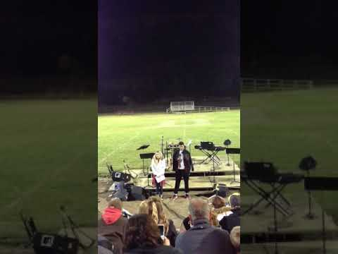 Nate Morning Dolores High School Fields of Faith October 10, 2018