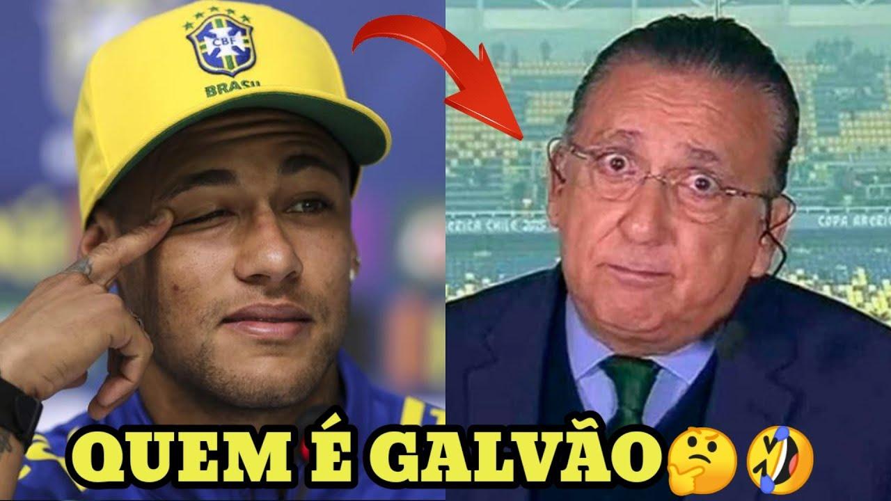 Download NEYMAR FINALMENTE RESPONDE GALVÃO BUENO / OLHA O QUE ELE DISSE 😯