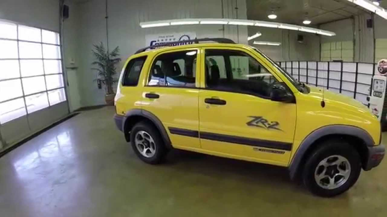 2000 Chevy Tracker Fuse Location