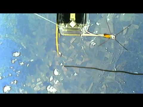 Full Video (8 of 11) - Operation with Deployed Antenna & Climbing to the Top Altitude