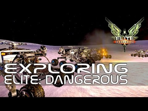 Exploring Elite: Dangerous - The Far Side of the Galaxy