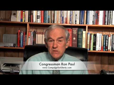 Ron Paul on Terrorism