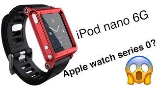 iPod nano 6 в 2019 году