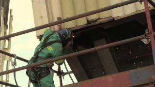 5 Steps to safe hot work and confined space entry - Anglo American