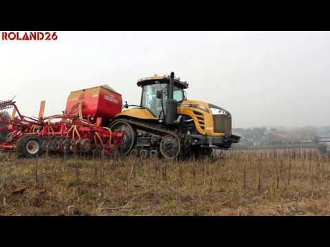 Cat Challenger MT775E + Maschio Gigante 6 mt. [Semina su Sodo]