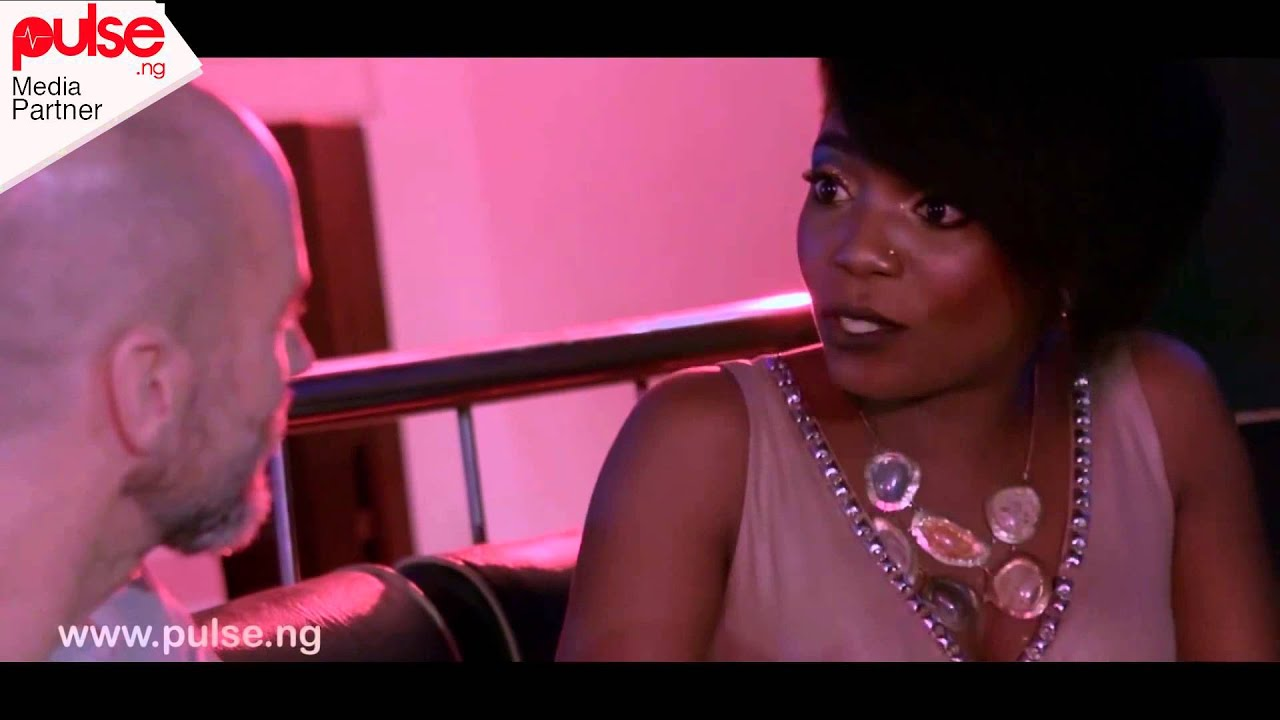 """Download Club Babe Rocks White Dude In """" Husband Of Lagos"""