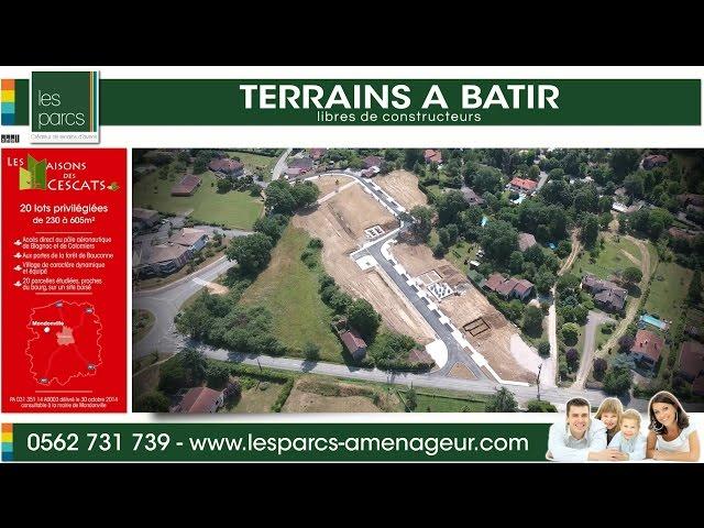 Les maisons des Cescats - Les Parcs <br/>2 vols et 1 montage : 1000€ ht <br/>