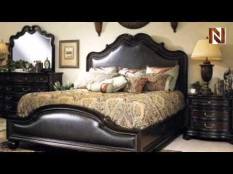 Wellingsley King Panel Bed C7008 53 54 58 By Fairmont Designs. National  Furniture Supply