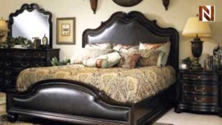 Wellingsley King Panel Bed C7008-53-54-58 By Fairmont Designs