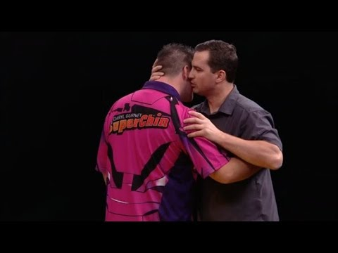 2018 US Darts Masters Round 1 Gurney vs NormanJnr