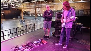 Article & photos: http://bit.ly/311RigRundown Before their career-s...