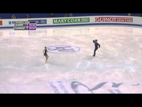 2015 World Figure Skating Championships - Qing PANG / Tong JIAN (SP)