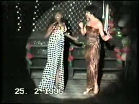 Marilia Luthya - Shows 1995 e 1996