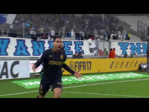 Radamel Falcao-All 23 Goals for AS Monaco(2016-2017)