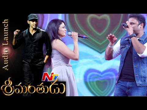 Srimanthudu Songs | Jatha Kalise Live Perfromance by Singers Suchitra and Sagar | Mahesh Babu