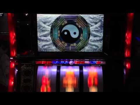 5号機の名機格闘美神ウーロンの通常時~ボーナス確定までの動画。