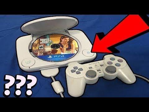 لن تصدق انني شغلت قراند 5 GTA على البلاي ستيشن PS 1 لا يفوتك !!