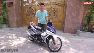Dũng Thanh Đa - Siêu độ công suất Yamaha Exciter