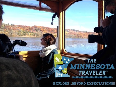 The MN Traveler TV Show - Stillwater Fall & Winter Travel