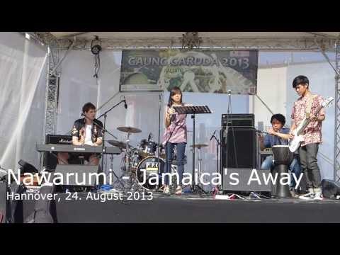 Nawarumi - Jamaica's Away (Souljah Cover) Live Germany