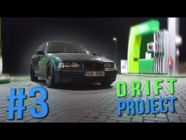 Můj drifťák už má motor! |  DRIFT PROJECT #3