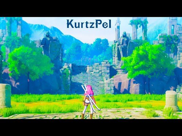KurtzPel! - PvP, Magos e Chasers!!