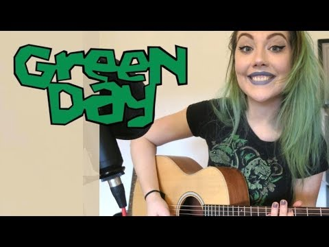 Green Day - 409 in your coffeemaker (Acoustic Cover)