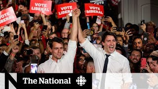 How the Toronto area influenced the election result