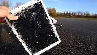 iPad Pro Drop Test - FROM 275 METERS! Did it survive?