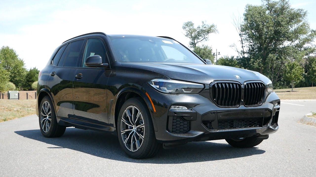 2021 BMW X5 xDrive45e Review - Start Up, Revs, Walk Around ...
