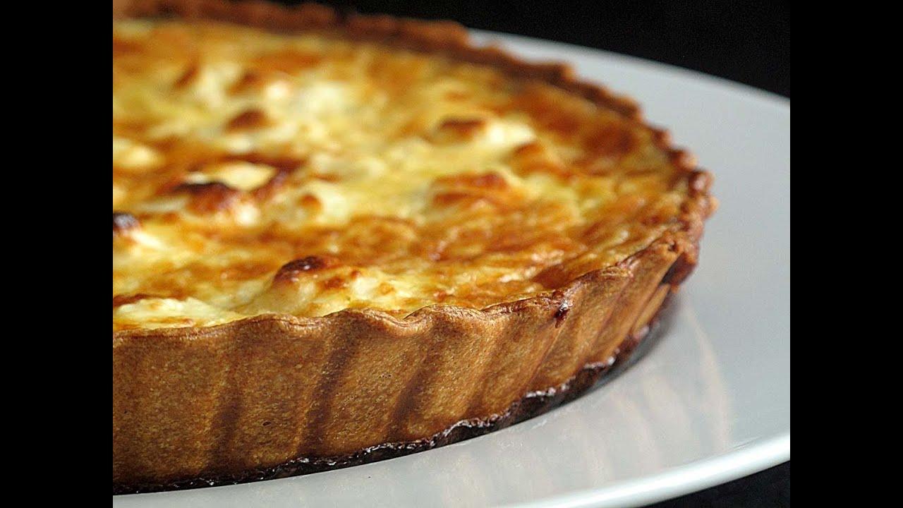 receta de quiche de puerros y queso de cabra youtube On quiche de verduras y queso