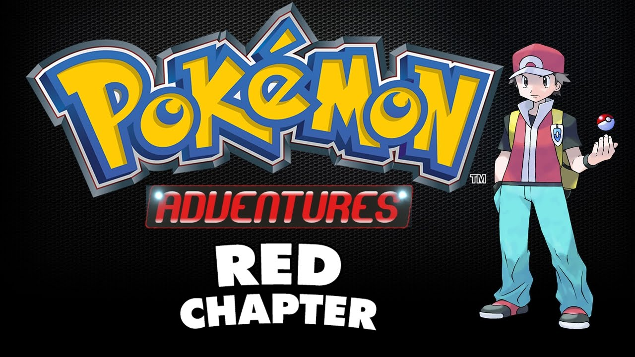 pokemon adventure red chapter youtube