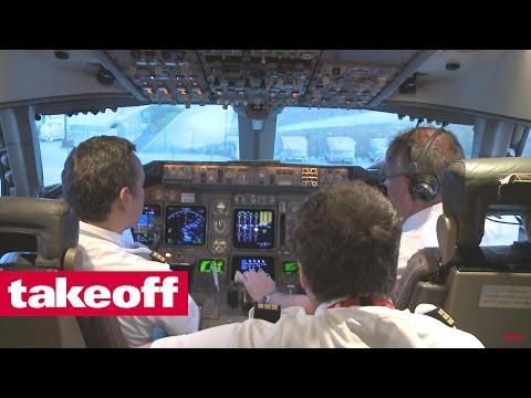 Boeing 747 - Frachtflug nach Afrika / Cargo Flight to Africa (2/3)