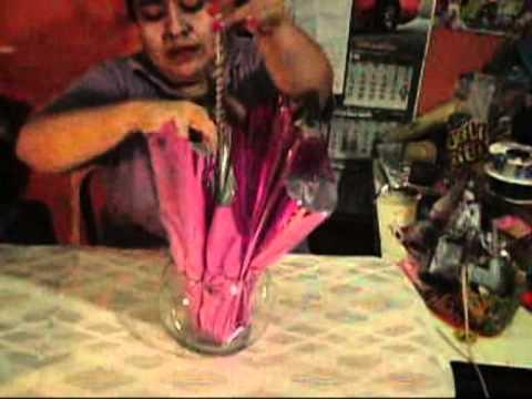 Centro de mesa lleno de dulces color y sabor candy table for Como hacer una mesa de centro