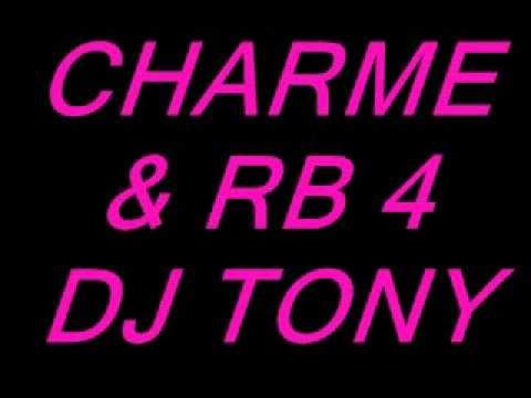 Charme das Antigas 4 - Charme e R&B - Soul Black  - DJ Tony