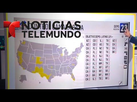 Los números mágicos de las contiendas en el Senado y en la Cámara de Representantes | Telemundo