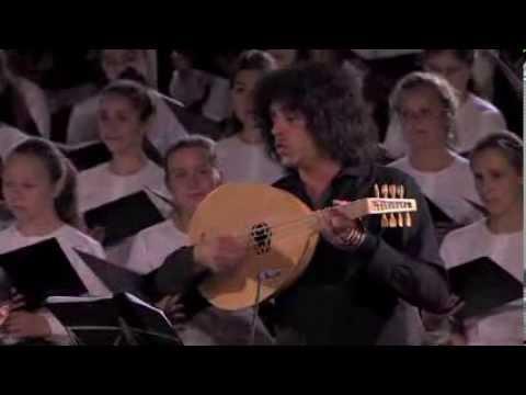 """Cantigas de Santa Maria - Simone Sorini in """"A Madre de Jesu Cristo"""" - Medieval Music"""