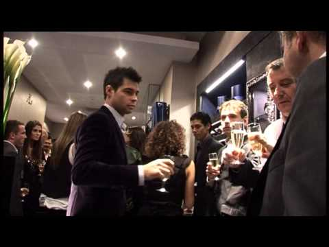 ANGELO GALASSO London House Opening Event 2009